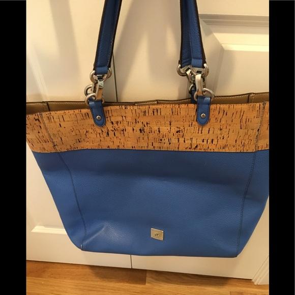 b454d1b8dc Ralph Lauren Hanway Cork Tote Handbag  Tote. M 5b71bc06f3036984fb163dde
